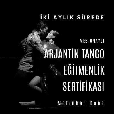 M.E.B  Arjantin Tango Sertifikası