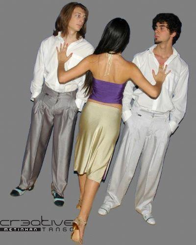 Tango Kostümleri